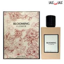 ادوپرفیوم فراگرنس ورد بلومینگ فلاور Blooming Flower زنانه حجم 100 میلی لیتر