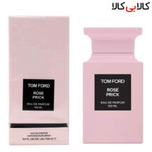 ادو پرفیوم تام فورد رز پریک Tom Ford Rose Prick زنانه حجم 100 میلی لیتر کیفیت A+