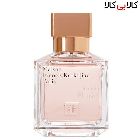 ادوپرفیوم فرانسیس کرکجان فمینین پلوریل Maison Francis Kurkdjian Feminin Pluriel زنانه کیفیت A+